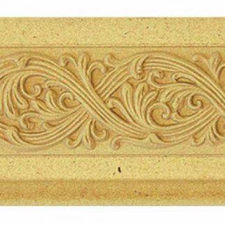 RS75-51-6 Молдинг МДФ с накаткой из древесной пасты 2700*60*80