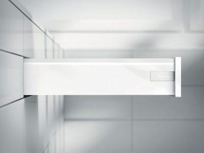 TANDEMBOX antaro L450 H115 без релинга K, белый шелк