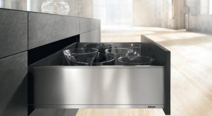 LEGRABOX pure 40кг L400 H91 высота M, серый орион