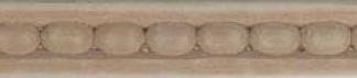 RS305 Декоративная вставка из ПУ 15*4мм некрашенная 1,27м