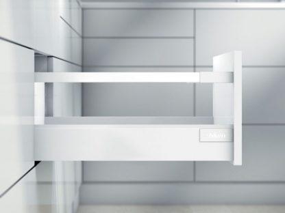 TANDEMBOX L500 H83 c 1 релингом D, серый