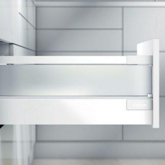 TANDEMBOX antaro L500 H83 со вставкой D, белый шелк