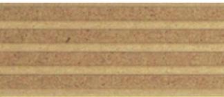 RS75-50 Профиль погонажный 50*2800 мм, МДФ