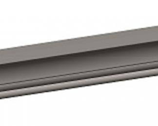 RS124 Карниз верхний, МДФ в шпоне дуба, 3660*110,5*28