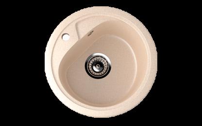 Мойка EcoStone ES-10 цвет бежевый 328