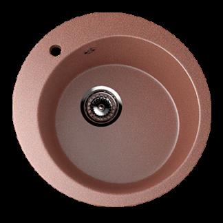 Мойка EcoStone ES-13 цвет терракотовый 307