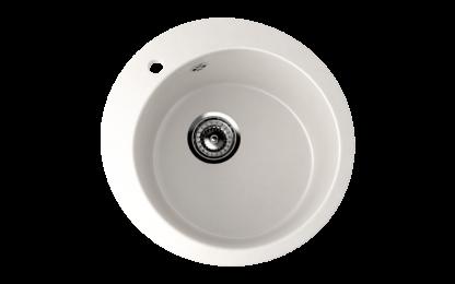 Мойка EcoStone ES-13 цвет молочный 341