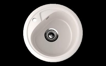 Мойка EcoStone ES-10 цвет белый 331