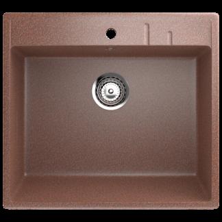 Мойка EcoStone ES-15 307 Терракотовый